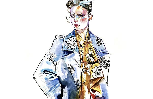 Fashion-иллюстрация: курсы для всех начинающих