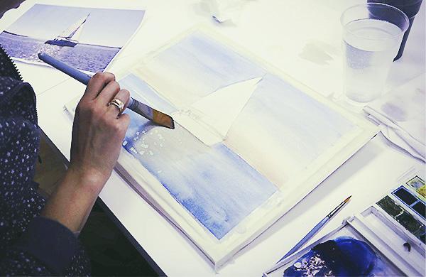 Приглашаем на наши курсы по рисованию для начинающих