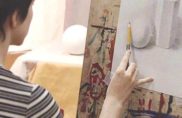 Школа рисования для начинающих в Москве